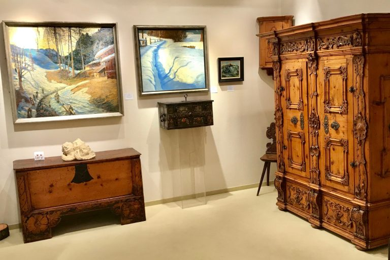 Art & Antiques Salzburg April 2019